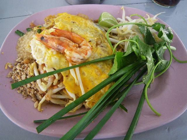 タイ料理の代表格☆タイの焼きそばパッタイレシピ