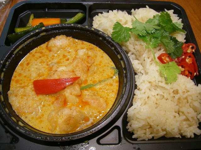 海南鶏飯 弁当2
