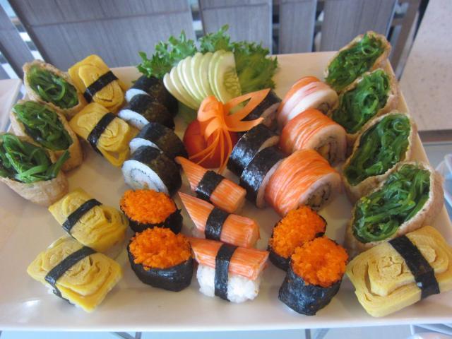 タイの寿司