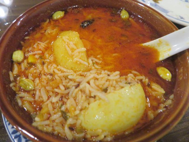 ベン 野菜スープ2