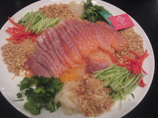 シンガポールの旧正月料理 [グルメ・各国料理(海 …
