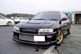 洗車後GC8