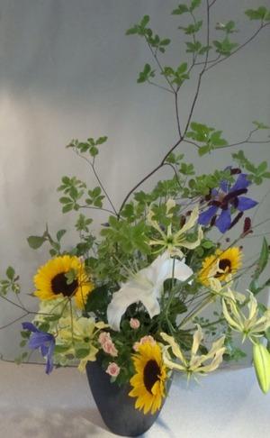☆花遊び7月DSC06988