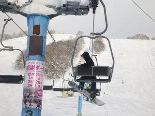 比布スキー場