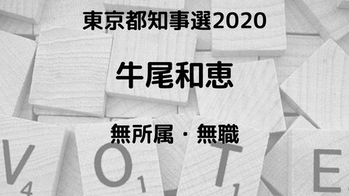 東京都知事選2020-込山洋-スマイル党・元介護士職員-3