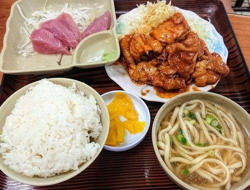 やんばる食堂〈那覇市長田〉