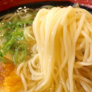 「くら寿司」の芳醇塩らーめんには薬味わさびがオススメ!