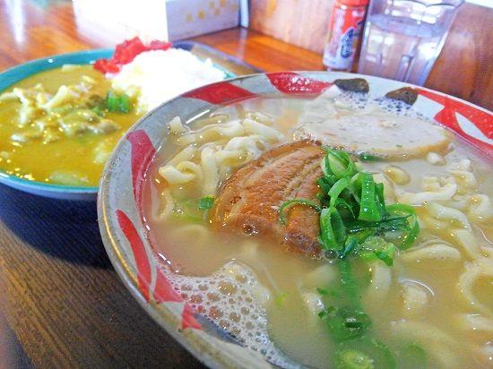 「ミジュン」の出汁を使った沖縄そばが食べられる読谷村喜名の沖縄そば専門店☆