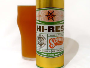 アメリカ Sixpoint Brewery HI-RES IIIPA
