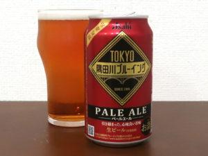 アサヒビール TOKYO隅田川ブルーイング ペールエール