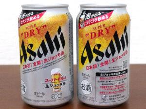 アサヒビール アサヒスーパードライ 生ジョッキ缶