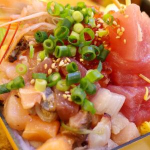ニューオープン! 「漁師食堂 大ばんぶる舞 久茂地店」で映える豪華海鮮丼