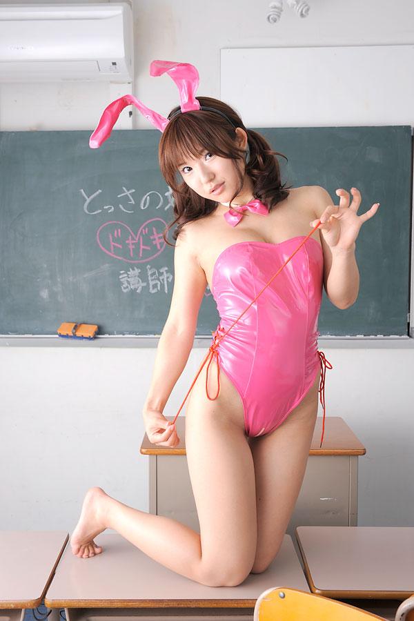 洋服が素敵な川奈栞さん
