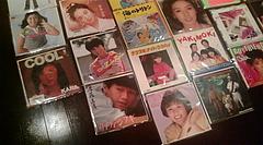 20091222-06第3回昭和歌謡レコード鑑賞会 ジャケット後半