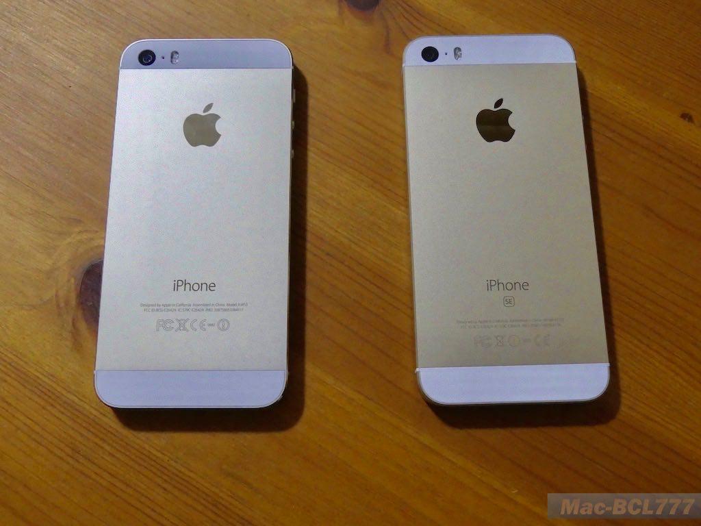 IPhoneSEと5s 02