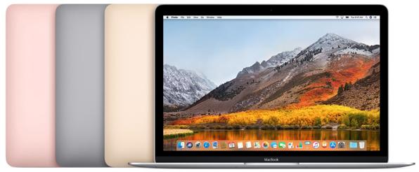 12インチMacBook