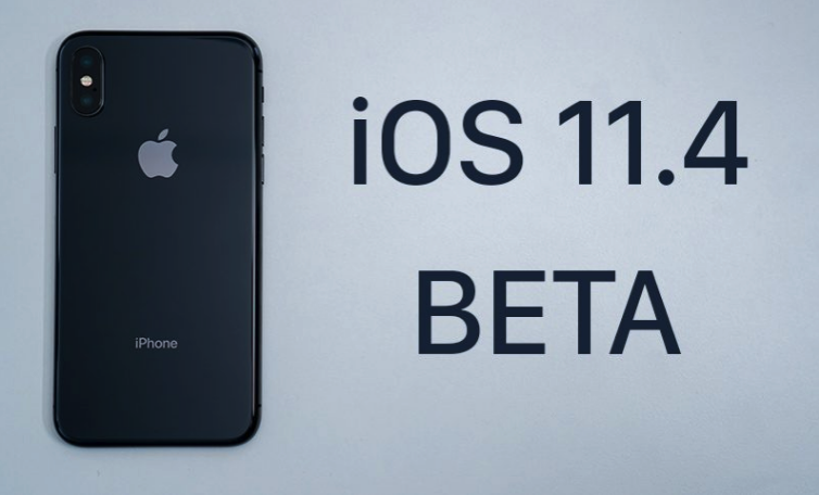 IOS 11 4 Beta