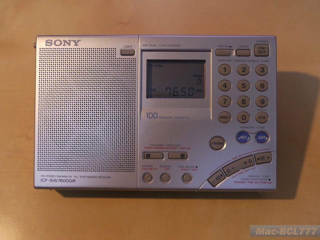 ICF SW7600GR