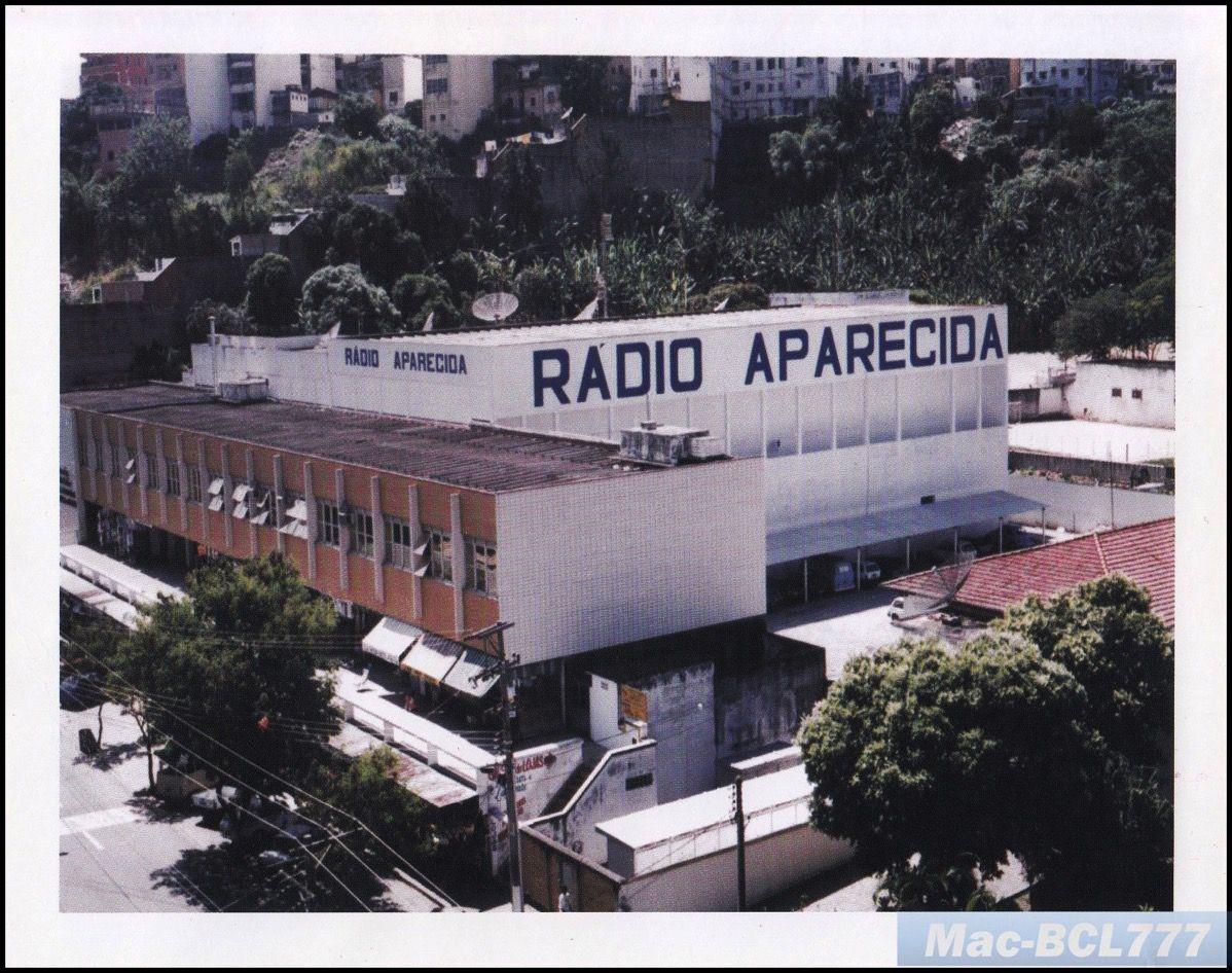 20081103 Radio Aparecida