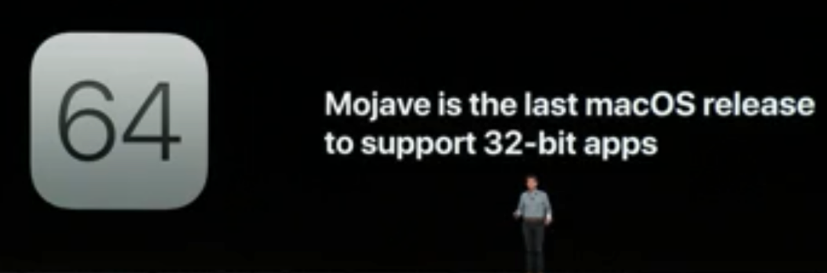MacOS mojeve