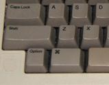 512K Keyboard