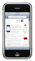 iPhone Mac de Life