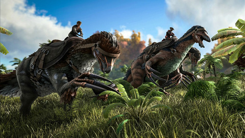 ark-survival-evolved-dinosaur-riding