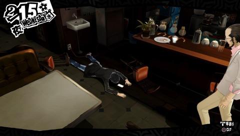 【悲報】ペルソナ5のジョーカー、やはり屋根裏のゴミだったwww