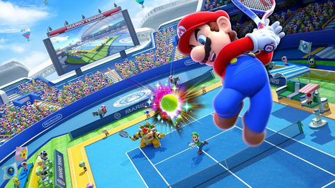 WiiU_MarioTennis_UltraSmash_art