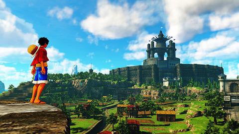 PS4で出るワンピースのオープンワールドゲーム……w