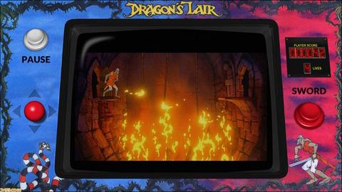 『ドラゴンズレア』が復活。『ドラゴンズレア トリロジー』がSwitchで12/24に配信!PS4版も近日配信