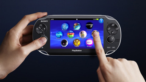 PlayStation Vita - Copyright Sony