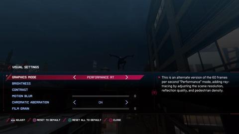 「スパイダーマン マイルズ・モラレス」、アップデートで60fpsかつレイトレありのモードを追加してしまう