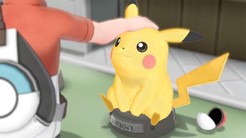 【Switch】ポケットモンスターLet's GO ! ピカブイが神ゲーだった件