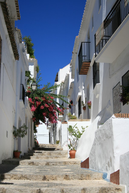 スペインの旅(4) 白い村 フリヒリアナ 行き方など : 旅 : yum ...