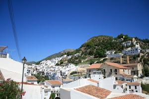 スペインの旅(5) 白い村 フリヒリアナ ぶらぶら歩き
