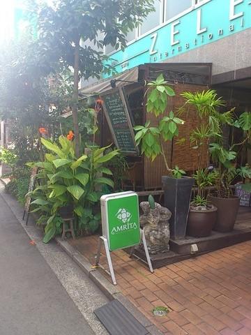 吉祥寺 タイ料理 「アムリタ食堂」でタイのお母さんの味。