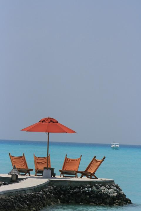 モルディブ Taj Exotica (タージ エキゾティカ)で楽園体験②