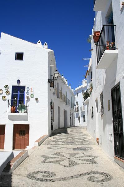 スペインの旅(4) 白い村 フリヒリアナ 行き方など