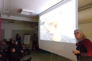 Helle's presentation