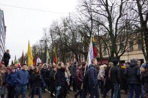 3月11日のリトアニア独立記念日
