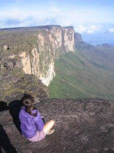 ベネズエラ・カナイマ国立公園