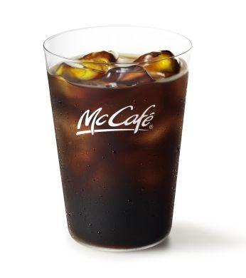 マクドナルド、アイスコーヒーを無料