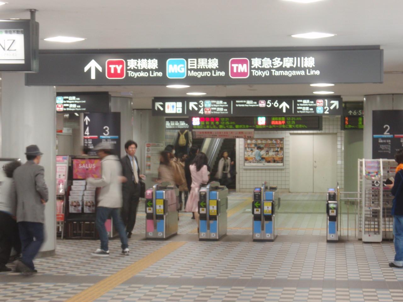 Tamagawa Station