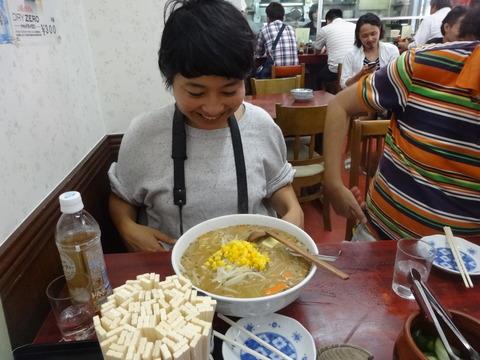 味噌バターコーン