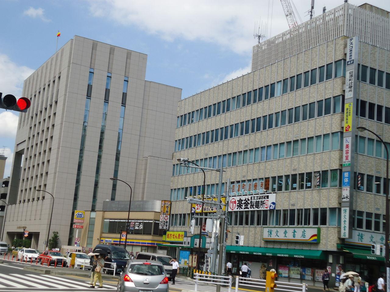 駅 ランチ 町 信濃