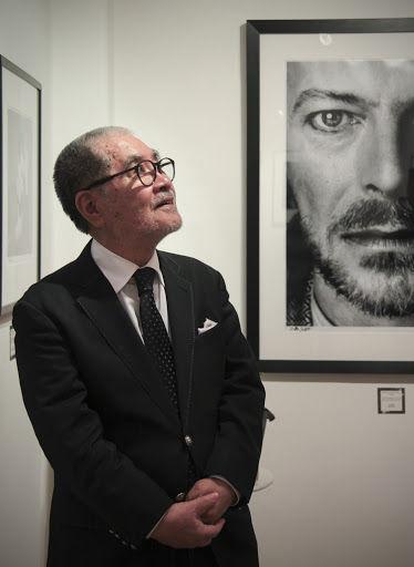 鋤田正義さんDavid Bowie UK Exhibition