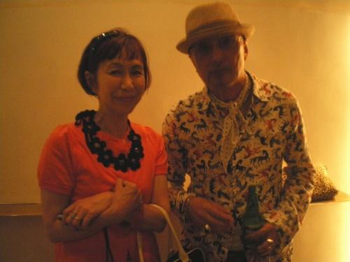 TAKEO KIKUCHI先生の御誕生日パーティー