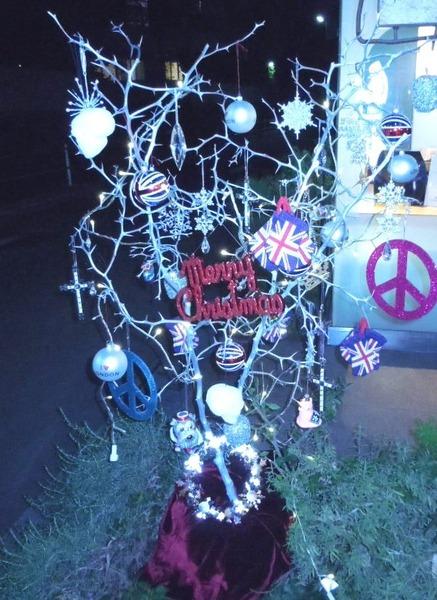 Machiko Jinto 青山ショップ Christmas Party