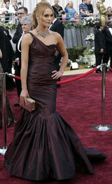 Keyra Knightly oscar dress
